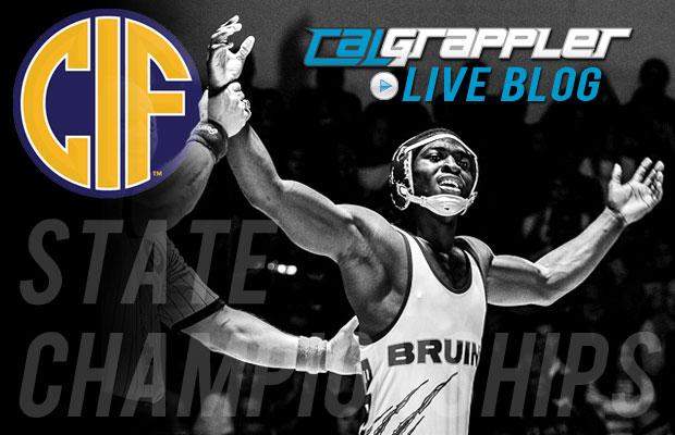 2014 CIF State Wrestling Live Blog