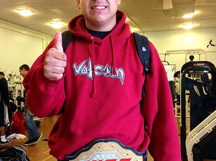Wrestler Spotlight – Manuel Villalobos
