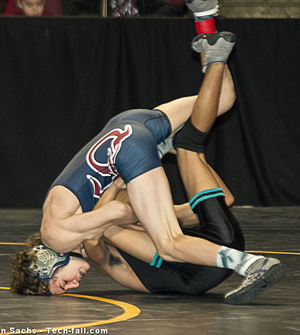 cif wrestling state meet 2014
