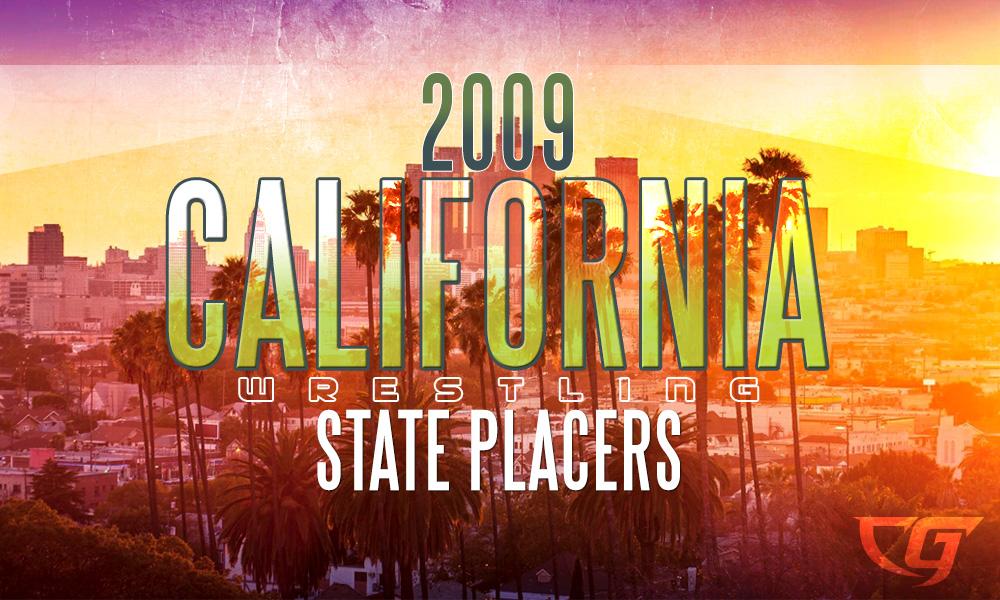 CIF State California High School Wrestling 2009 Results