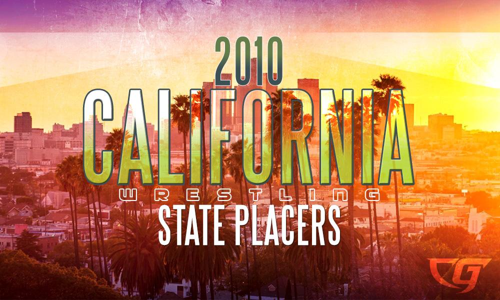 CIF State California High School Wrestling 2010