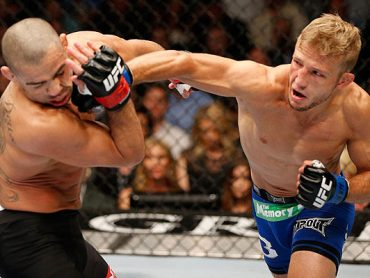 Dillashaw Set to Defend His Belt