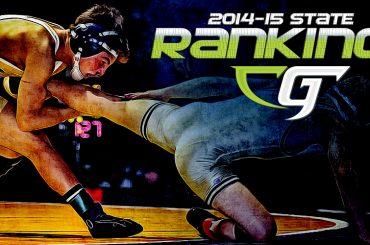 2014-2015 CalGrappler State Rankings