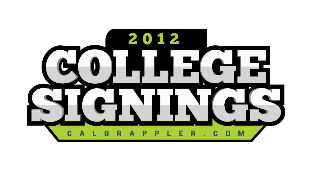 California College Signings 2012