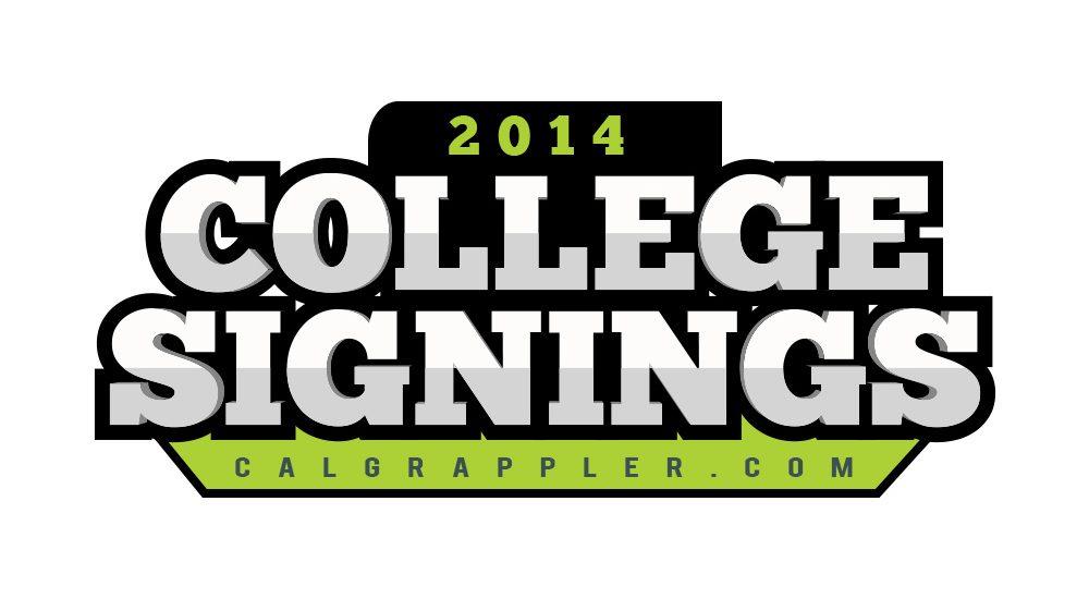 California College Signings 2014