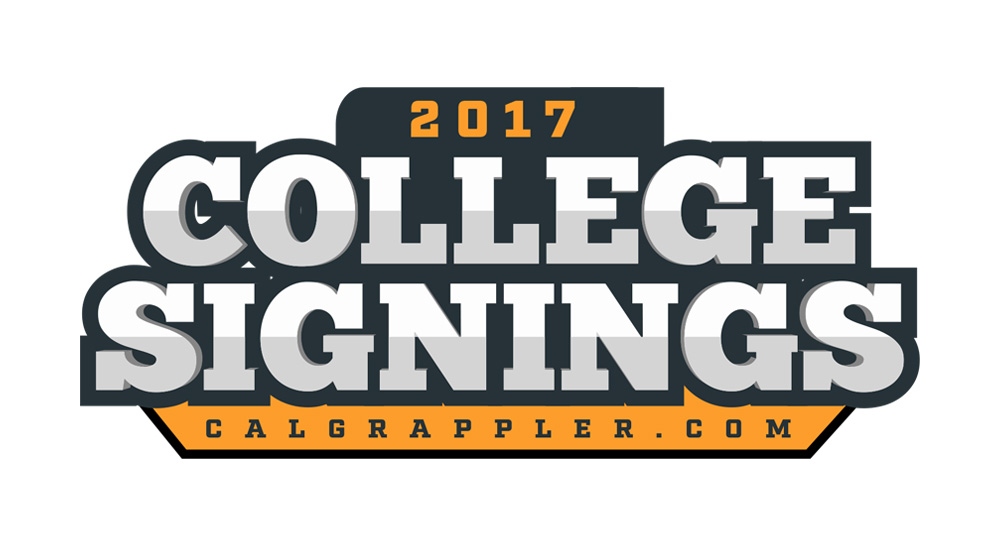 California College Wrestling Signings 2017