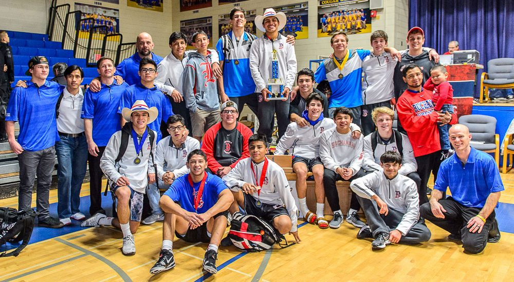 Buchanan Wrestling