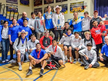 California Wrestling Team History