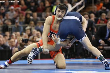 2016 NCAA Division I Championships – California Wrestlers