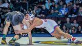 106 lbs. Final: Nicolas Aguilar (Gilroy) vs Matthew Olguin (Buchanan)
