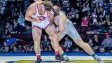 220 lbs. Final: Zak Levatino (Buchanan) vs Kyle Jennings (Ponderosa)
