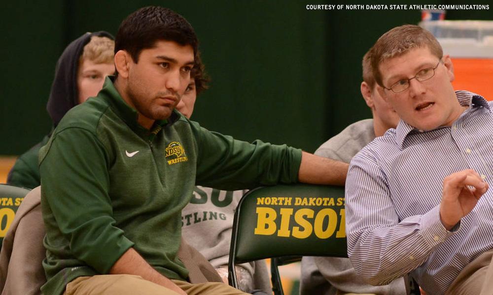 Manny Rivera - CSU Bakersfield Wrestling