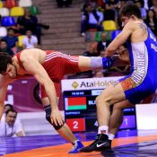 Boris Novachkov Preparing for First Olympics