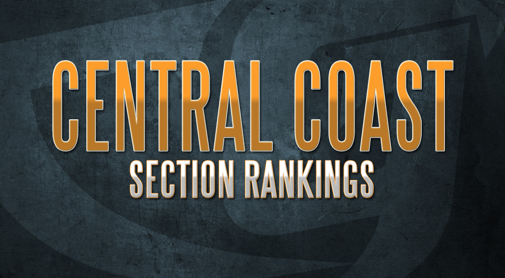 Central Coast Section Wrestling Rankings