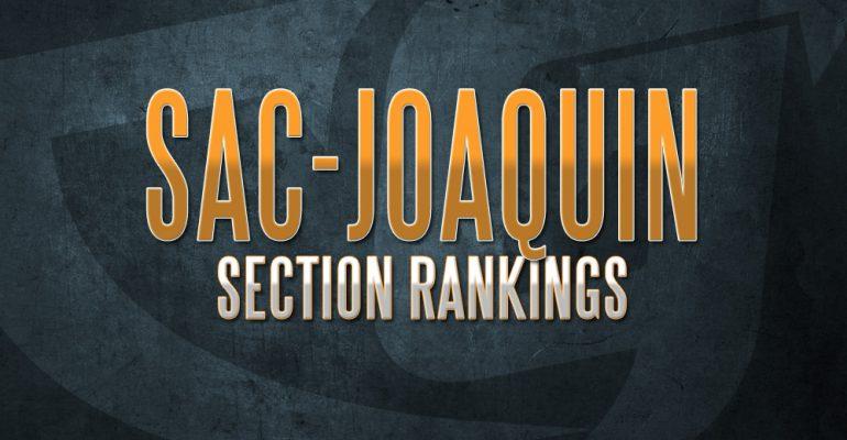 Sac-Joaquin Section Rankings