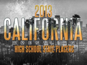 2013 California State High School Wrestling Results