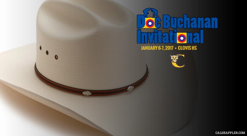 Doc Buchanan Invitational Cowboy Hat