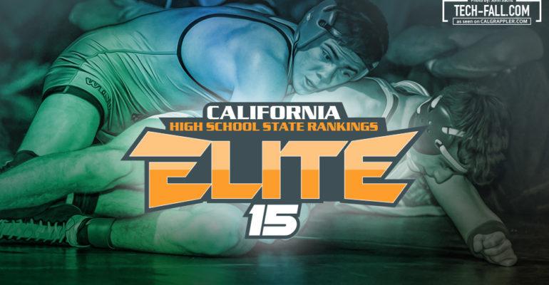 2016-2017 CalGrappler State Rankings