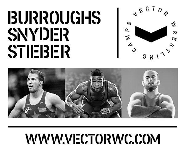 Vector Wrestling Camp