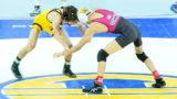 106 lbs. Antonio Lorenzo (Del Oro) vs Jonathan Prada (Downey)