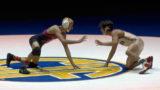 106 lbs. Eddie Flores (Northview) vs Jonathan Prata (Downey)