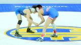 113 lbs. Matthew Olguin (Buchanan) vs Nicolas Aguilar (Gilroy)