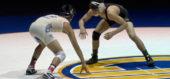 113 lbs. Nicolas Aguilar (Gilroy) vs Jesse Vasquez (St. John Bosco)