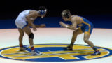 120 lbs. Cleveland Belton (Temescal Canyon) vs Sidney Flores (Bishop Amat)