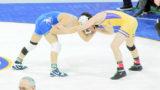 132 lbs. Gary Joint (Lemoore) vs Alex Felix (Gilroy)