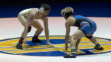 132 lbs. Gary Joint (Lemoore) vs Elijah Ozuna (Frontier)