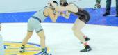138 lbs. JJ Figueroa (Bakersfield) vs Bernie Traux (Rancho Buena Vista)