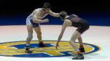 138 lbs. Jaden Enriquez (Mission Oak) vs Bernie Truax (Rancho Buena Vista)