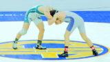 152 lbs. Joshua Kim (Santiago) vs David San Miguel (Bellarmine)