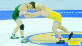 160 lbs. Brandon Martino (Clovis) vs Hampton Boyd (Poway)