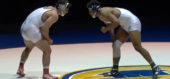 195 lbs. Chasen Blair (Rancho Bernardo) vs Tony Andrade (Gilroy)
