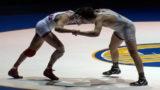 220 lbs. Cade Belshay (Buchanan) vs Darryl Aiello (De La Salle)