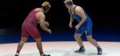 285 lbs. Seth Nevills (Clovis) vs Jesus Flores (Delhi)