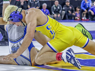 2017 CIF High School State Wrestling Results