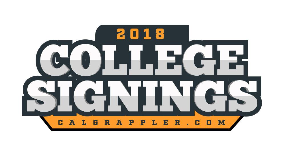 California College Wrestling Signings 2016