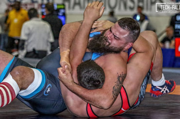 USA Wrestling Senior Greco-Roman Rankings