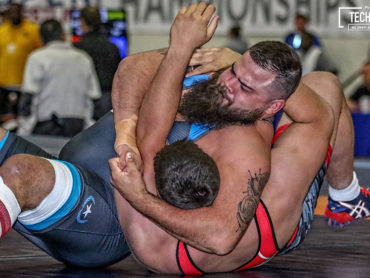 USA Wrestling Senior Greco-Roman Rankings