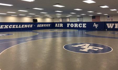 Air Force Wrestling